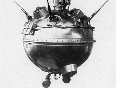 लूना 2 अंतरिक्ष-यान