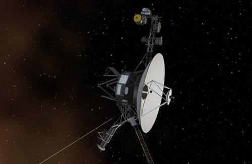 वाॅयेजर-1 अंतरिक्ष-यान